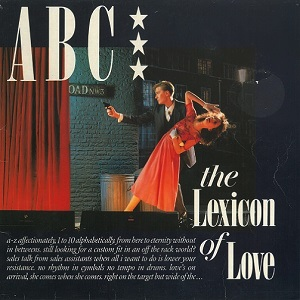 ABC The Lexicon Of Love Vinyl Record LP Neutron 1982