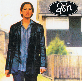 ASH Goldfinger CD Single Infectious 1996