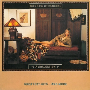 BARBRA STREISAND A Collection Greatest Hits And More Vinyl Record LP CBS 1989