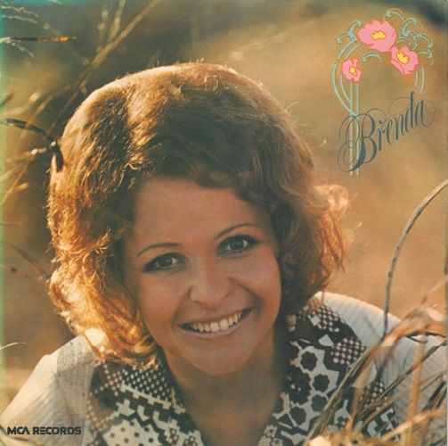 Brenda Lee Brenda Vinyl Record Lp Mca 1973