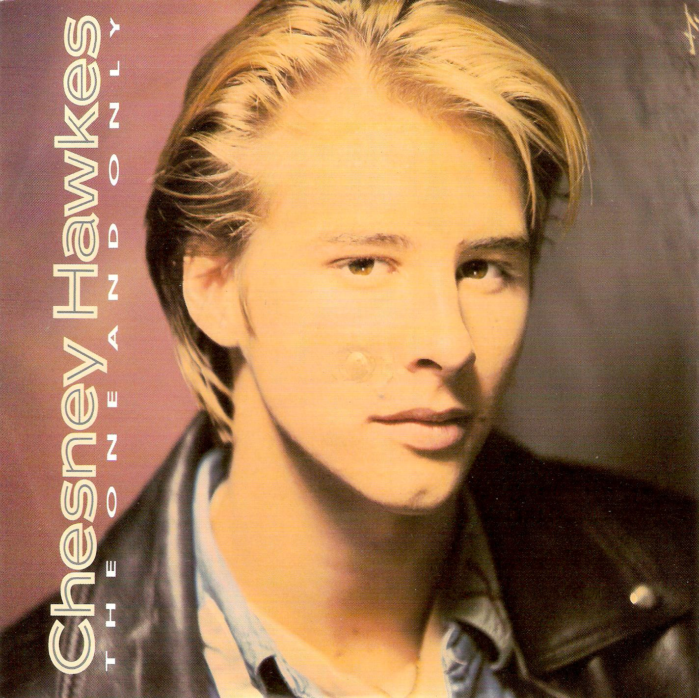 CHESNEY HAWKES The One And Only Vinyl Record 7 Inch Chrysalis 1991