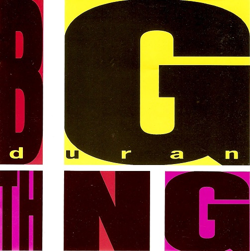 Duran Duran Big Thing Cd Album Parlophone Cdprg 1007