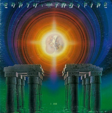 Earth Wind And Fire I Am Vinyl Lp Canadian Planet Earth