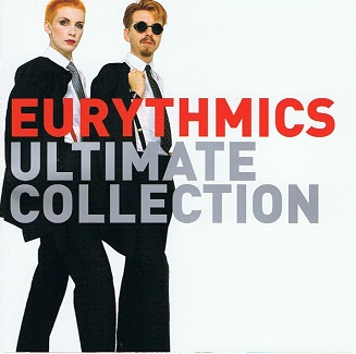 EURYTHMICS Ultimate Collection CD Album RCA 2005