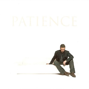 GEORGE MICHAEL Patience CD Album Aegean 2004