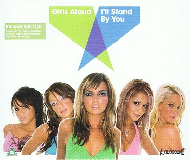 GIRLS ALOUD I'll Stand By You CD Single Polydor 2004