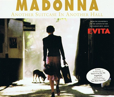 MADONNA Another Suitcase In Another Hall CD Single Warner Bros. 1997