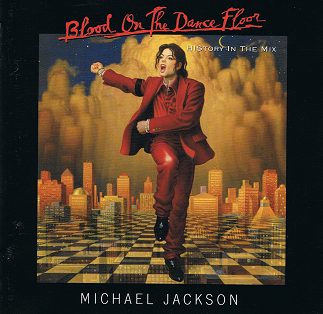 MICHAEL JACKSON Blood On The Dance Floor: History In The Mix CD Album Epic 1997