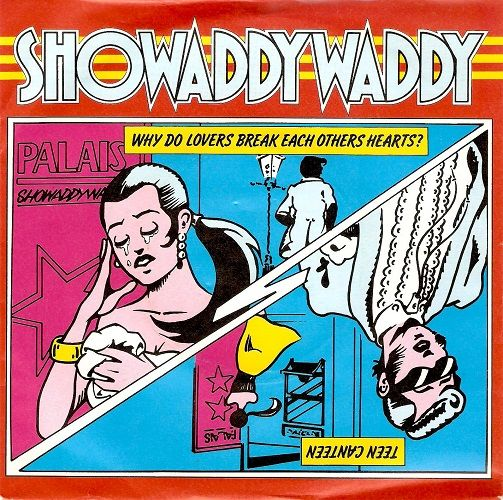 Showaddywaddy Why Do Lovers Break Each Others Hearts Vinyl