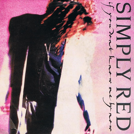 Simply red if you don t know me by now 7 single vinyl for Simply singles