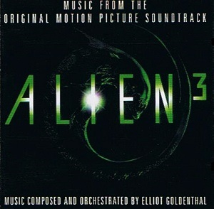 Alien 3 - Music From The Original Motion Picture Soundtrack CD Album MCA 1992