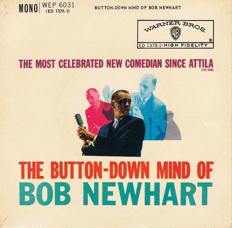 Bob Newhart Vinyl Record Lp Pickwick Ssp 3079