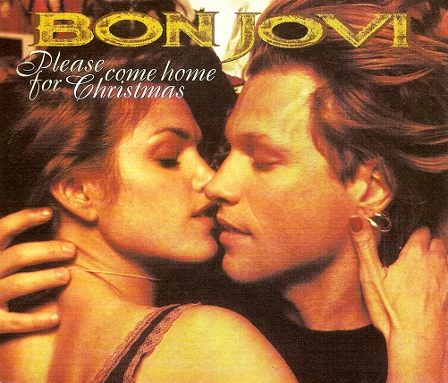 Bon Jovi Please Come Home For Christmas Cd Single Mercury