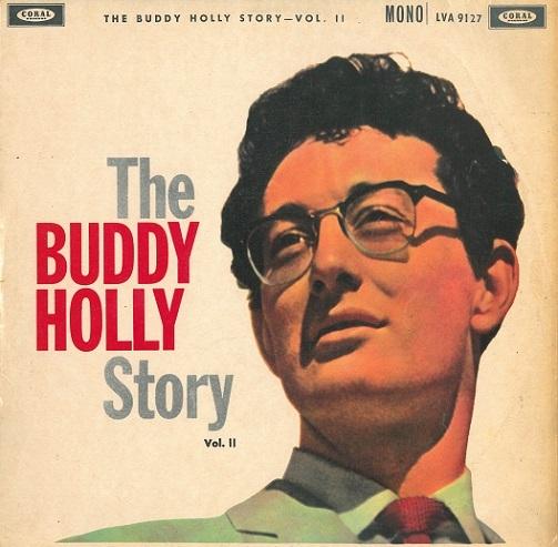 Buddy Holly The Buddy Holly Story Vol Ii Vinyl Record Lp