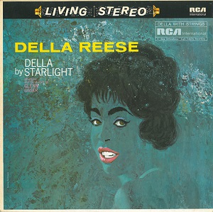 DELLA REESE Della By Starlight Vinyl Record LP RCA International 1982