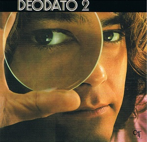 DEODATO Deodato 2 CD Album Epic 2001