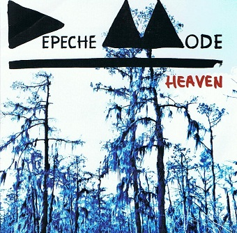 DEPECHE MODE Heaven CD Single Columbia 2013