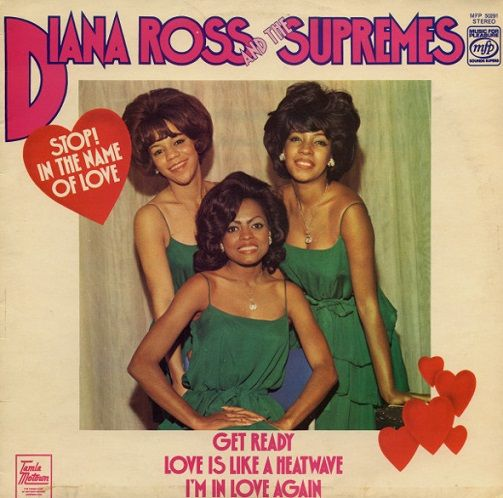 Diana Ross And The Supremes Stop In The Name Of Love Vinyl