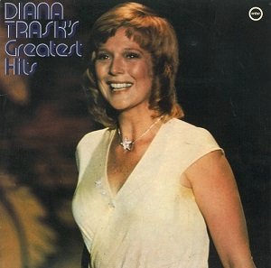 DIANA TRASK Greatest Hits Vinyl Record LP Ember 1975