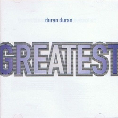 Duran Duran Greatest Cd Album Emi 1998