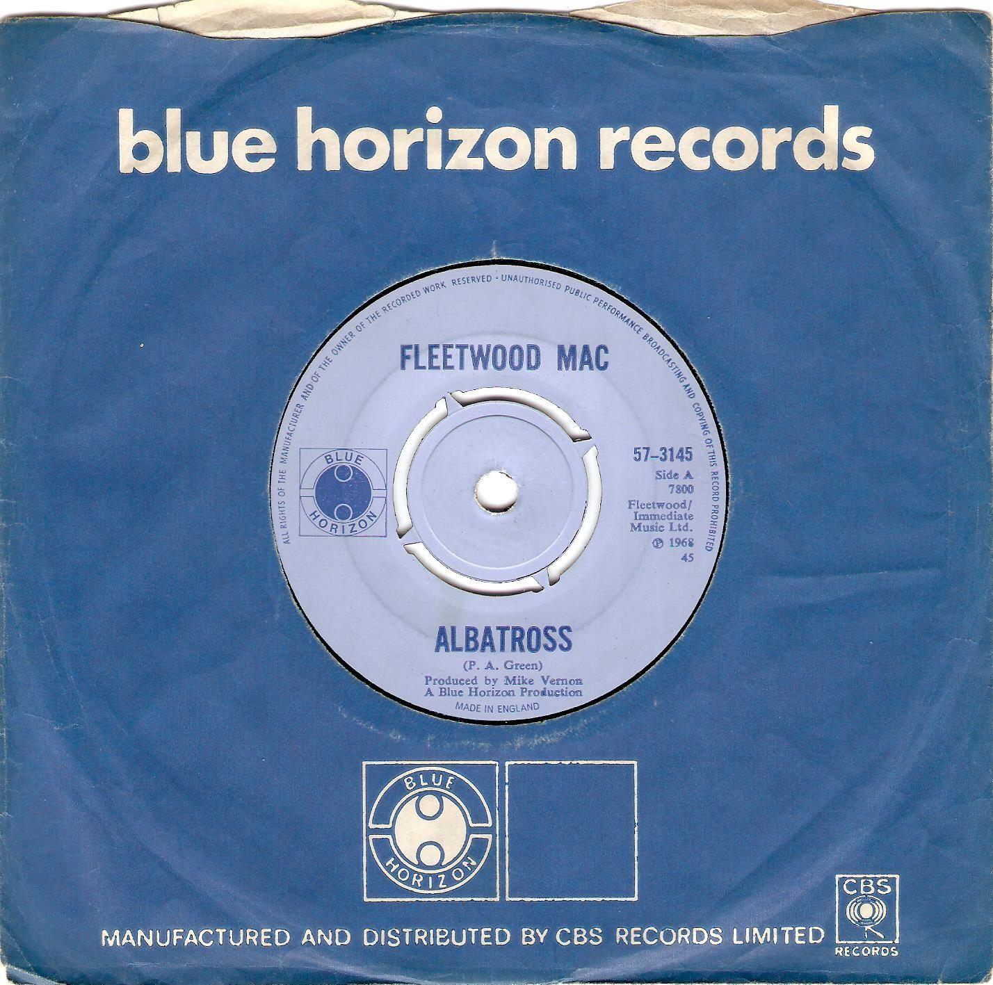 Fleetwood Mac - Albatross But Not Around My Neck