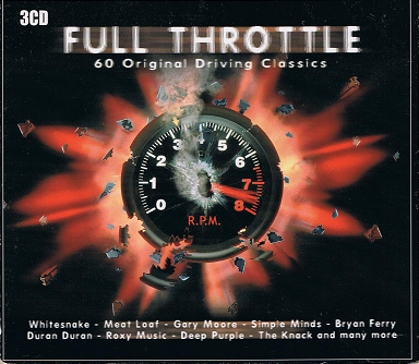 Full Throttle 3cd Album Disky 2003