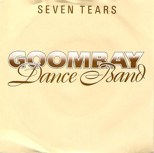 Goombay Dance Band Seven Tears Vinyl Record 7 Inch Epic