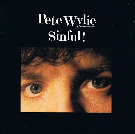"PETE WYLIE Sinful 7"" Single Vinyl Record 45rpm MDM 1986"