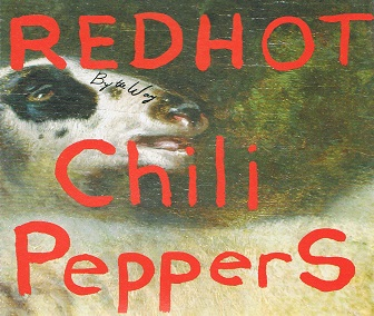 Red Hot Chili Peppers Californication Vinyl Record LP ...
