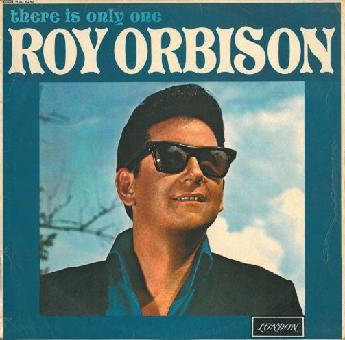 Roy Orbison There Is Only One Roy Orbison Vinyl Record Lp