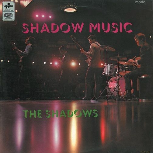 The Shadows Shadow Music Vinyl Record Lp Columbia 1965