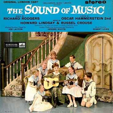 The Sound Of Music Original Poster