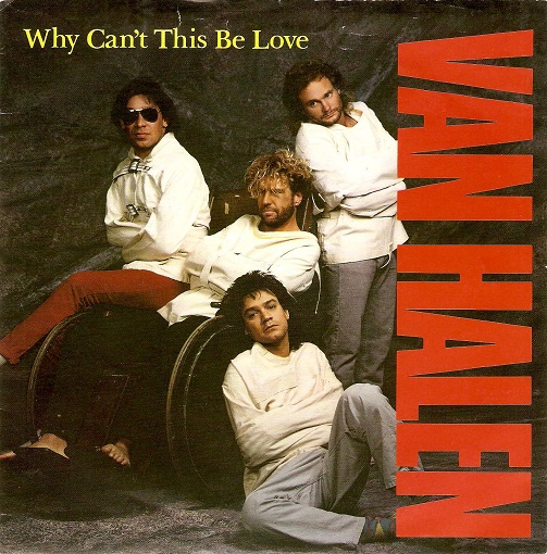 Van Halen Why Cant This Be Love Extended Mix Get Up