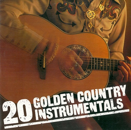 20 Golden Country Instrumentals LP Vinyl Record Album 33rpm Reader's Digest 1979