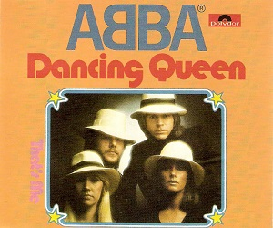 ABBA Dancing Queen CD Single Polydor 1999