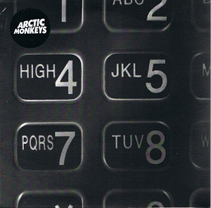 ARCTIC MONKEYS Why'd You Only Call Me When You're High Vinyl Record 7 Inch Domino 2013