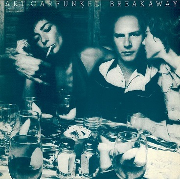 ART GARFUNKEL Breakaway LP Vinyl Record Album 33rpm CBS 1975
