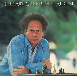 ART GARFUNKEL The Art Garfunkel Album Vinyl Record LP CBS 1984