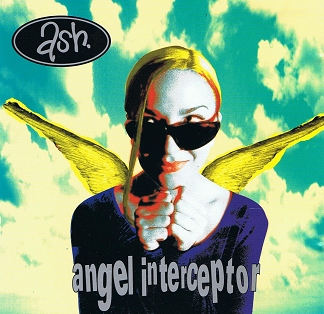 ASH Angel Interceptor CD Single Infectious 1995