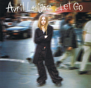 AVRIL LAVIGNE Let Go CD Album Arista 2002