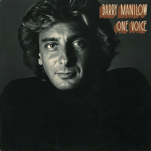 Barry Manilow One Voice Vinyl Record LP 1979 | Planet Earth Records