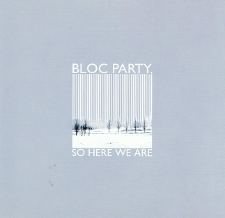 BLOC PARTY So Here We Are DVD Single Wichita 2004