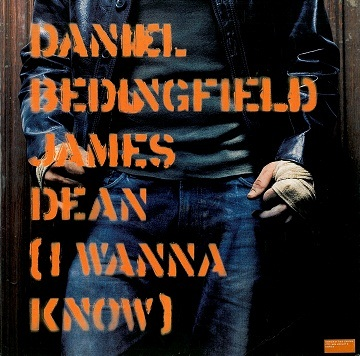 "DANIEL BEDINGFIELD James Dean (I Wanna Know) 12"" Single Vinyl Record Polydor 2002"