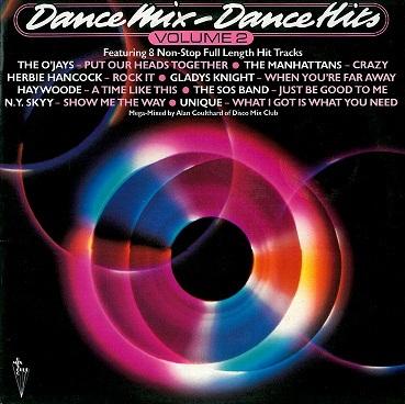 Dance Mix Dance Hits Volume 2 Lp Vinyl Record Album