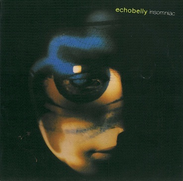 "ECHOBELLY Insomniac 12"" Single Vinyl Record Fauve 1994"