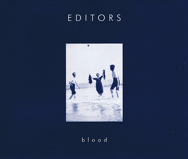 EDITORS Blood CD Single Kitchenware 2005