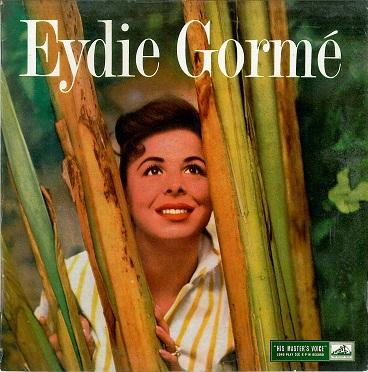 Eydie Gorme Eydie Gorme Lp Vinyl Record Album 33rpm Hmv 1957