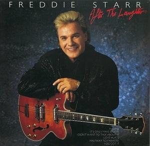 Freddie Starr After The Laughter Vinyl Record LP Dover ADD 10