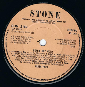 stone park latin singles Few bands embodied the pure excess of the '70s like queen embracing the exaggerated pomp of prog rock and heavy metal, as well as vaudevillian music hall.