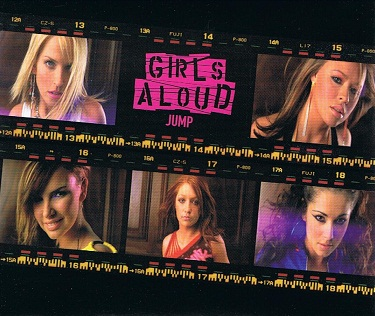 GIRLS ALOUD Jump CD Single Polydor 2003